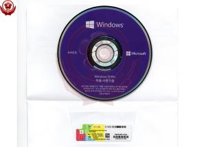 China Korean Version Windows 10 Professional OEM 64 Bit Operating System Online Activation on sale