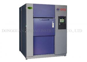 Quality Air / Water Cooling Thermal Shock Chamber , Temperature And Humidity Chamber Air for sale