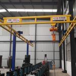 Light Duty KBK Overhead Crane Exported to Argentina Peru Brazil South America