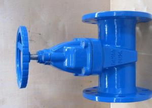 China ISO5752 Ductile Iron Valves Resilient Seated Gate Valve With EPDM / NBR Disc on sale