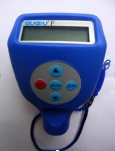 China Portable Plastic Testing Machine , Digital Coating Thickness Gauge on sale