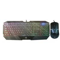 China Wired Keyboard Mouse Combo GK1000 , Office Wired USB Mouse For Gaming on sale