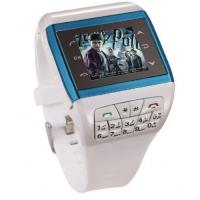 Q6 Watch Mobile Phone,Wrist Mobile Phone,1.3inch TFT 260k colored LCD touch screen watch m