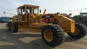 China Used Motor grader CAT 140H with ripper for sale, Shanghai, China on sale