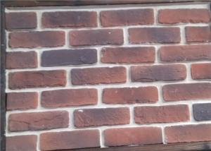 China Customized Multi Color Faux Exterior Brick Steam - Crued Thickness 10-15mm on sale