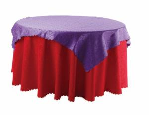 China Hotel Supplies Banquet Table Cloth on sale