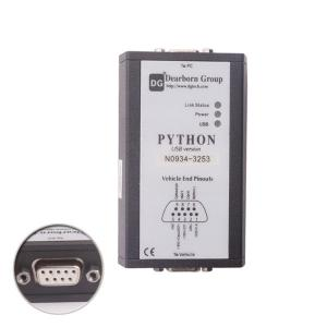 China Python Nissan Diesel Special Diagnostic Tool incluide Auto Software: Nissan, Toyota, Hino on sale