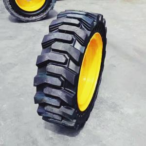 China Solid Rubber Tires Forklift Truck Parts 1450mm Overall Diameter Good Running Stability on sale