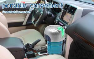 China DC 12V Negative Ions Custom Car Air Fresheners and Air Humidifier with fashionable design on sale