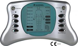 China Waist Neck Foot Electrical Acupuncture Stimulators Tens Unit on sale
