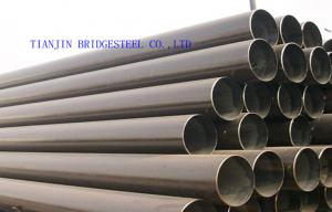 China ASTM A106 Hot Rolled Seamless Steel Pipe for Petroleum, Water, Gas Tube on sale