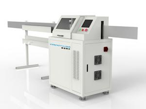 China Touch LCD Screen Grooving Machine , Stainless Steel Channel Letter Notcher on sale