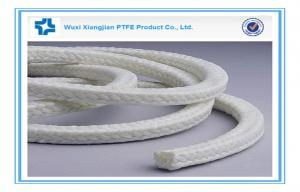 China Asbestos Ptfe Packing , Corrosion-Resistant Tensile Fiber Cords on sale