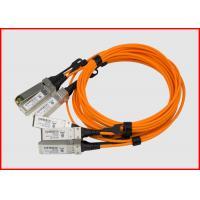 3.0mm AOC Active Optical Cable Cisco SFP-10G-AOC10M Compatible 10G SFP+