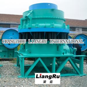China Small Quarry StoneSpring Cone Crusher PYB Model Capacity 60-130 Th For Road Construction on sale