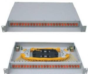 China FC Dummy Drawer Fiber Fiber Optic Patch PanelTerminal Box for CATV Networks on sale