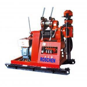 China Diamond Core Drilling Rig Machine For Standard Penetration Test Auto Trip Hammer on sale