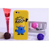 Iphone 4 / Iphone4s / Iphone 5 Cute Despicable Me silicone Protective Cases