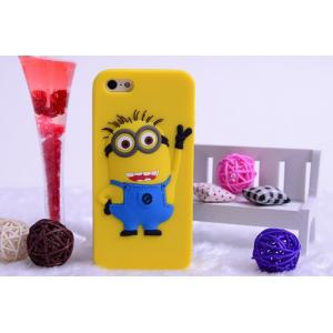 China Iphone 4 / Iphone4s / Iphone 5 Cute Despicable Me silicone Protective Cases on sale