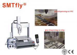 China Multi - Axis SMT Glue Dispenser Machine Robotic Adhesive Dispensing Systems SMTfly-7000 on sale