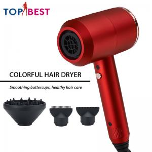 China Hair Dryer Home Beauty Machine Lightweight Negative Ion Hair Blow Fast Straight Air Styler on sale