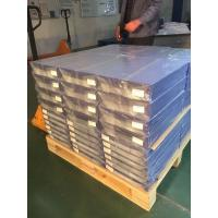 0.1mm Overlay PVC Card Material Transparent Plastic Sheets With Glue Film