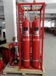15MPa Argonite Inert Gas Fire Suppression System
