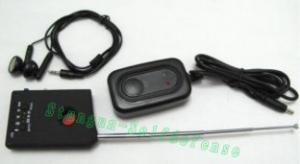 Quality CC306 Rechargeable RF Wireless Bug + Spy Camera Detector for sale