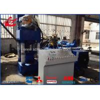 500 Ton Cylinder Pushing Metal Briquetting Machines For Aluminum Alloy Section Plant Y83-5000
