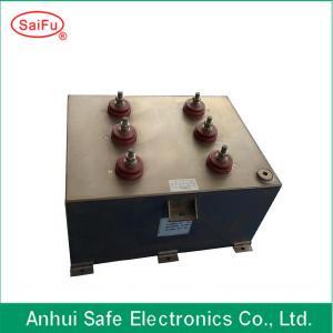 China Para el condensador 7200 UF1250VDC del convertidor de la impulsión de la nave (tipo del aceite) on sale