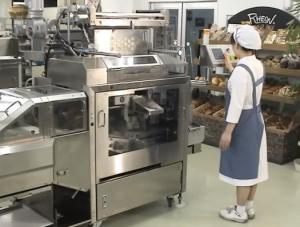 China pillow automatic packing machine for food on sale