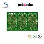 China Precise double circuit pcb for micro automobile 2 layer pcb manufacturing wholesale