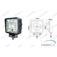 12V 24W LED Automotive Work Lights Waterproof EPISTAR Off Road Light For SUV Truck