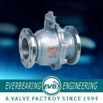Válvula de bola Desgaste-resising da água manual