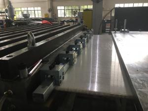 China 2500mm wide PP/ HDPE/ ABS Thick Sheet / Board Extrusion Machine, Plastic Sheet Extrusion Machine on sale