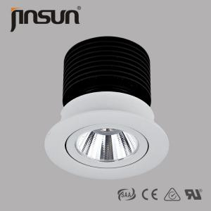 China 7W 500LM DALI Dimmable 180 Degree Adjustable Of Recessed COB LED Downlight Item Type. on sale
