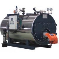 Horizontal Wetback Industrial Steam Boiler With High Thermal Efficiency