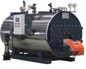 China Horizontal Wetback Industrial Steam Boiler With High Thermal Efficiency on sale