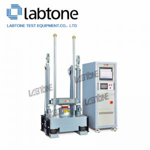 China 50kg Load Shock Impact Test Machine Meet UL1642 With11ms 50g For Lithium Battery on sale