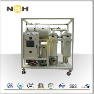 China Vacuum Turbine Lube Oil System , Water Removal Turbine Oil Purification System on sale