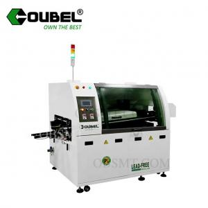 China Lead Free Wave Soldering Machine automatic soldering gun welding soldering robot on sale