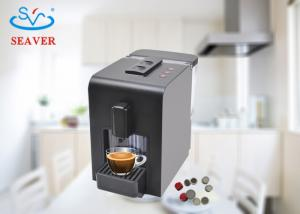 China Multi - Purpose Home Appliance 19 Bar Espresso Machine Use Capsules / Pods on sale