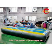 Can Be Used For PVC Inflatable Air Cushion In The Fitness Training Center