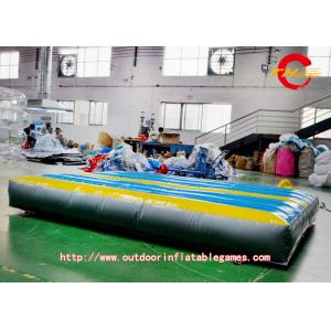 China Can Be Used For PVC Inflatable Air Cushion In The Fitness Training Center on sale