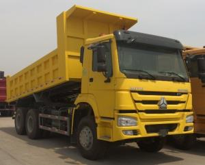 China SINOTRUK heavy duty dump truck 6*4 336HP on sale