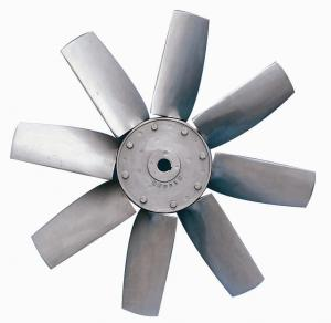China Cast Aluminum impeller propeller on sale