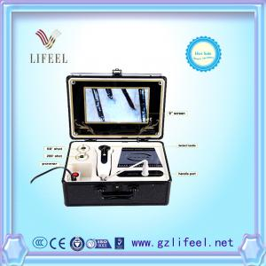 China Skin and hair analyzer connected computer Skin analyzer machine for sale on sale