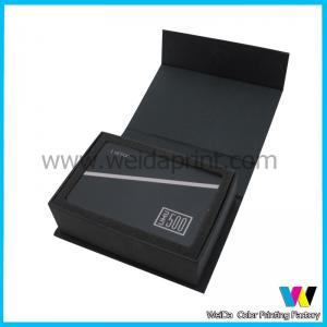 China VIP card packaging gift box with inner tray / Paper Packaging Boxes on sale