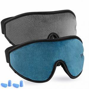 China Breathable Memory Foam Eye Mask For Nap / Travel 3D Modern Design on sale