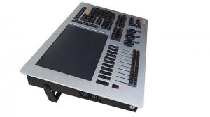 China White Casing 2048ch Dmx Console with Titan System  , DJ Light Controller on sale